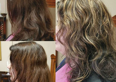 From Box Color to Carmel Blonde!_Top lef