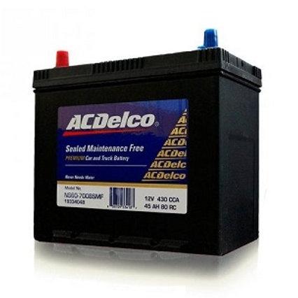 Bateria NS60 Acdelco Dorada 700A