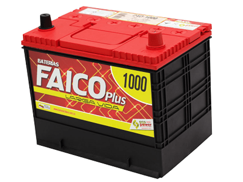 Bateria 24 I Faico 850A