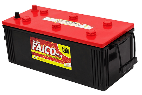 Bateria 4D N/A Faico 1200A