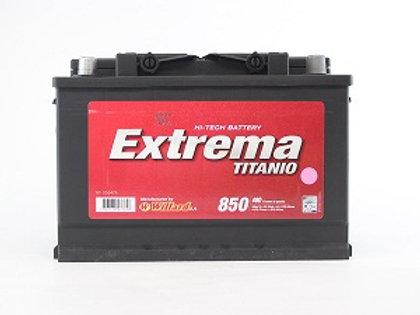 Bateria 42 D Willard Titanium 800A