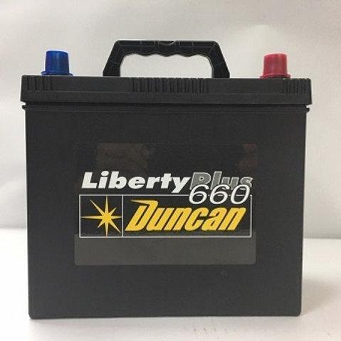 Bateria N60 Duncan 660A