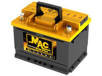 Bateria 36 D Mac Gold 660A