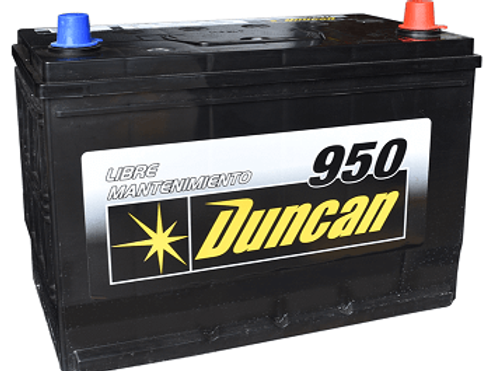 Bateria 27 Duncan 950A
