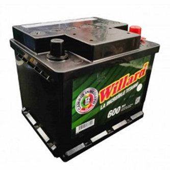 Bateria 36 D Willard Titanium 600A