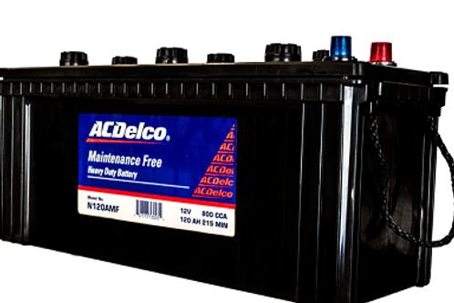 Bateria 4D N/A Acdelco Roja 1300A