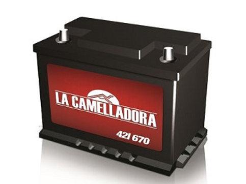 Bateria 42 D Willard Camelladora 670A