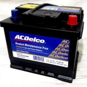 Bateria 42 Acdelco Dorada 750A