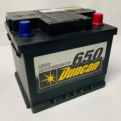 Bateria 36 Duncan 650A