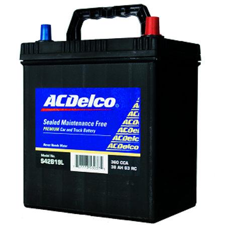 Bateria NS40 Acdelco Dorada 600A