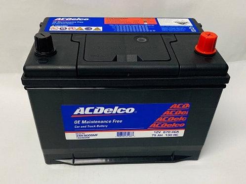Bateria 34 Acdelco Roja 900A