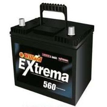 Bateria 22 D Willard Extrema 560A
