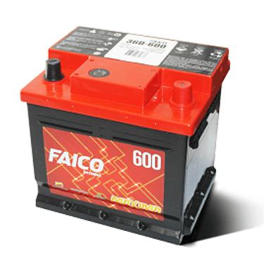Bateria 36 D Faico 600A