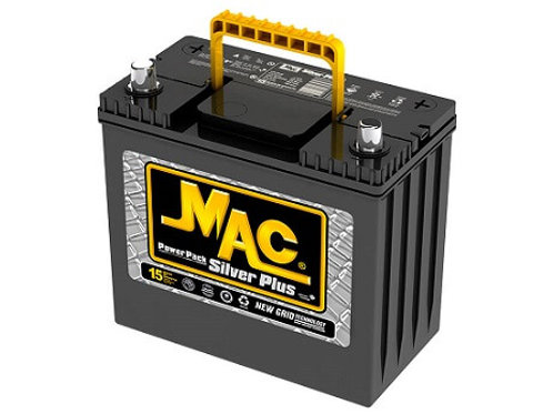 Bateria NS60 I Mac Silver 600A