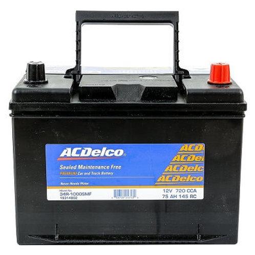 Bateria 34 Acdelco Dorada 1000A