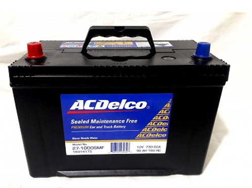 Bateria 30H Acdelco Dorada 1000A