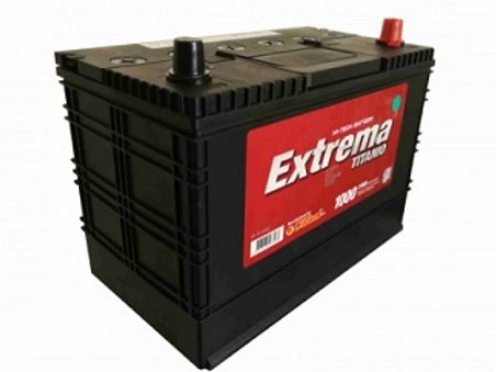 Bateria 27 D Willard Titanium 1100A