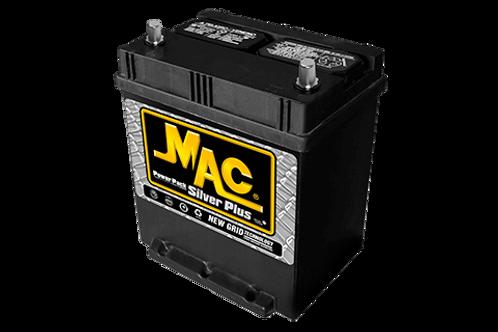 Bateria NS40 D Mac Silver 560A