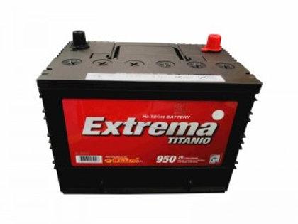 Bateria 34 I Willard Titanium 980A