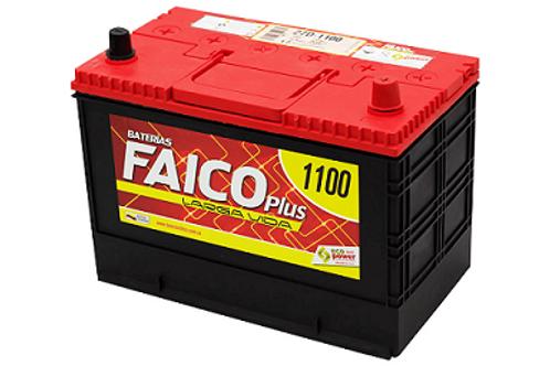 Bateria 27 D Faico 1100A