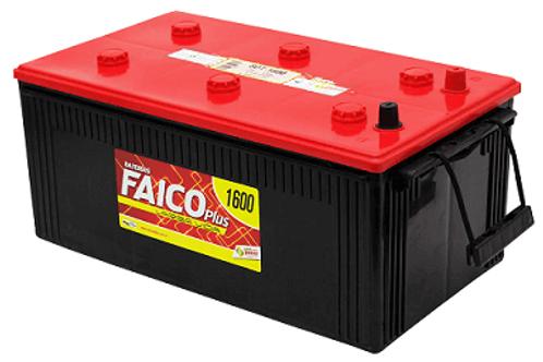 Bateria 8D N/A Faico 1600A