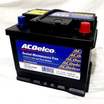 Bateria 36 Acdelco Dorada 600A