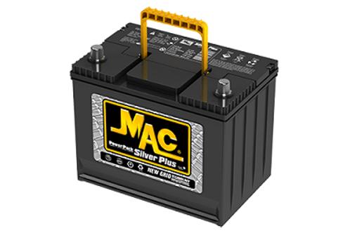 Bateria 24 I Mac Silver 800A