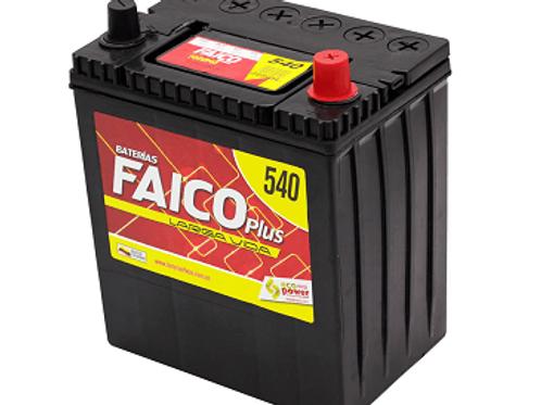 Bateria NS40 D Faico 600A