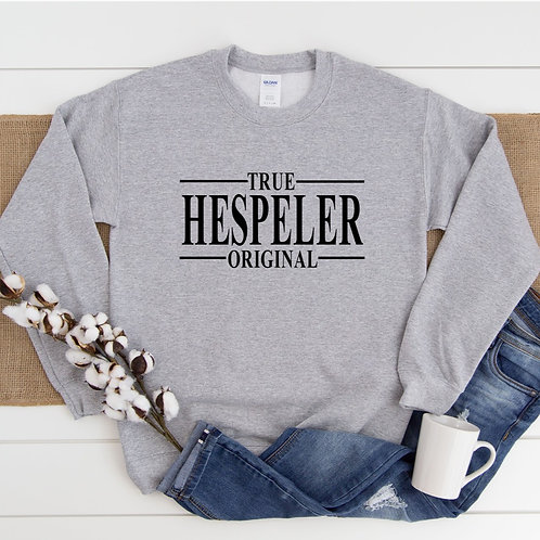 True Original - (Personalize) - Adult UNISEX Crewneck Sweatshirt