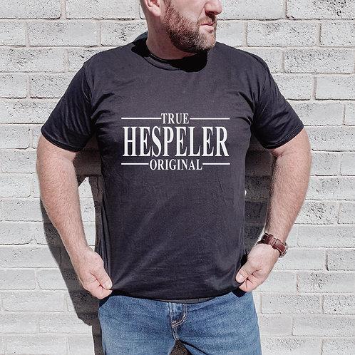 True Original - (Personalize) -  Black - UNISEX T-Shirt