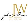[Original size] main logo jahari william