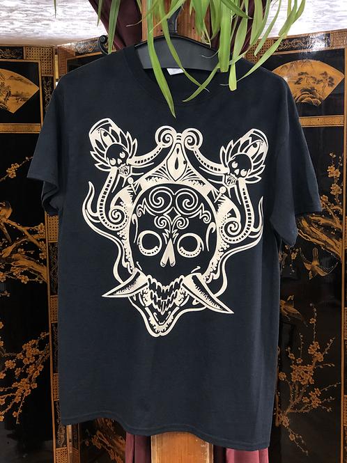 Mooncusser Skull T-shirt