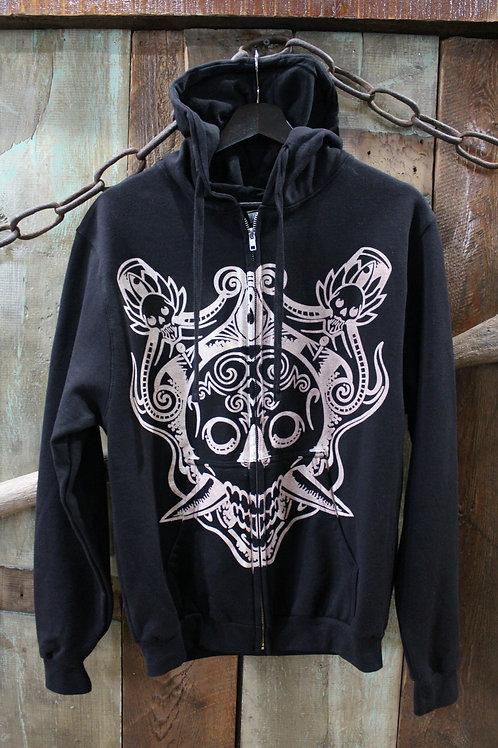 Mooncusser Skull Sweatshirt