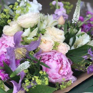 Peony & Rose bouquet