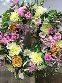 Summer Celebration Wreath