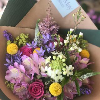 Seasonal Bouquets to take away
