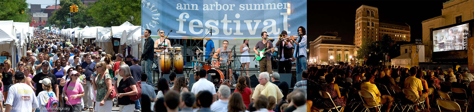 Ann Arbor Festivals and Fairs