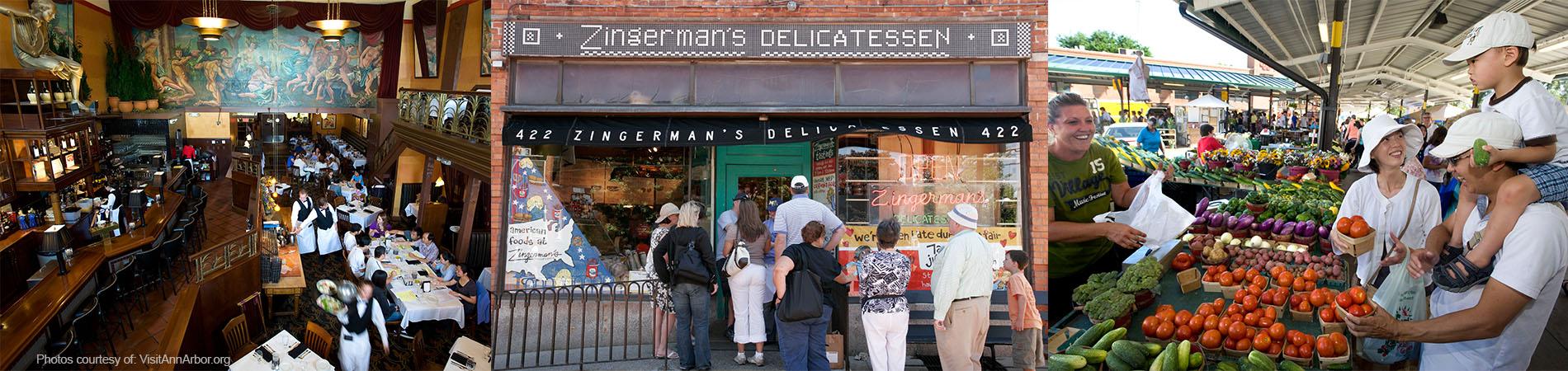 Ann Arbor Area Restaurants