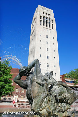 Ann Arbor Bell Tower   VisitAnnArbor.org