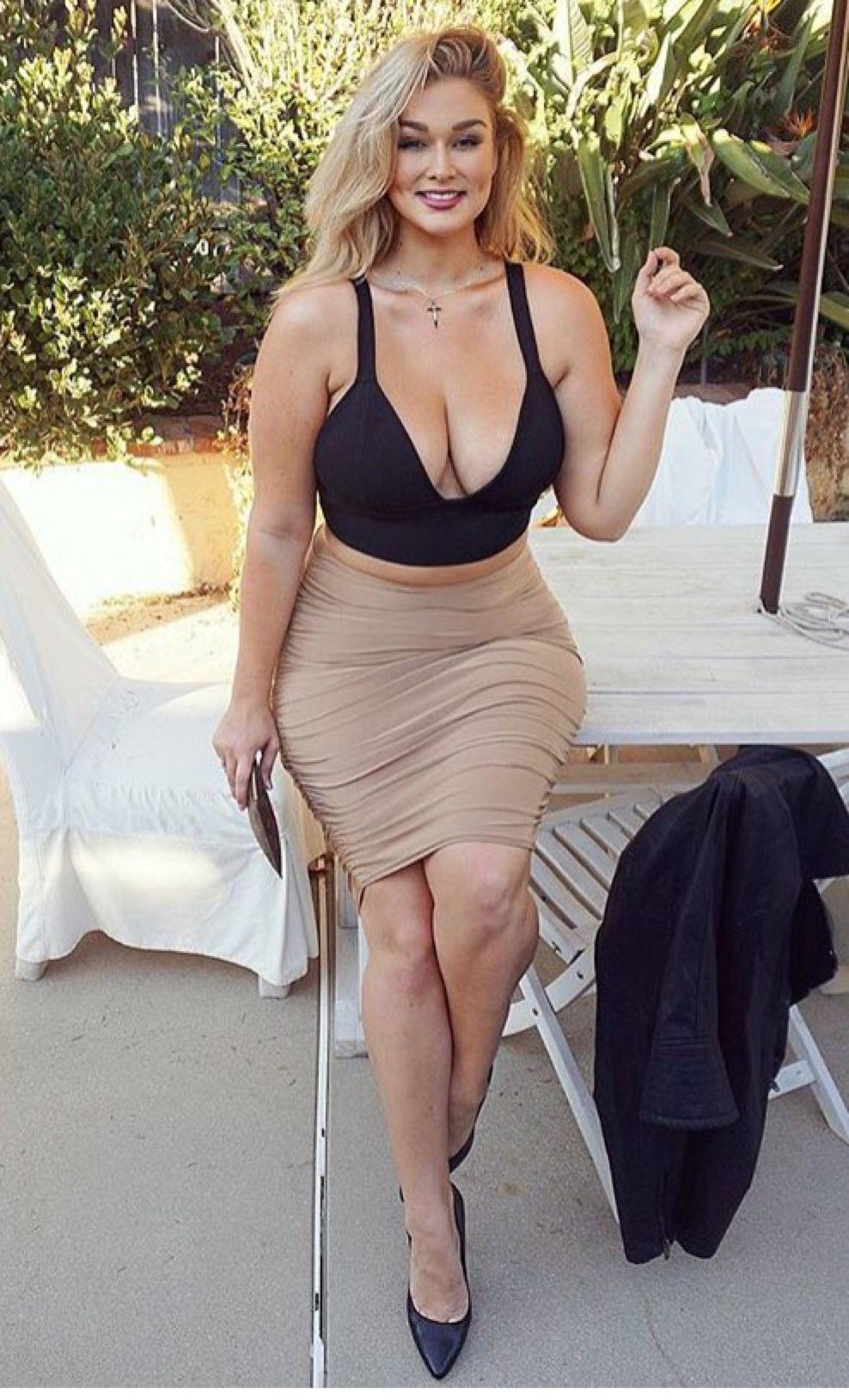 What is Sexy: Model Hunter McGrady