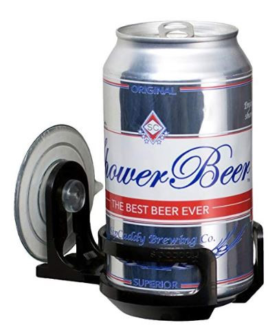 SipCaddy Shower Beer Holder
