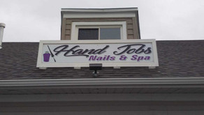 Nail Salon in Ohio Sparking Controversy with Attention Getting Name