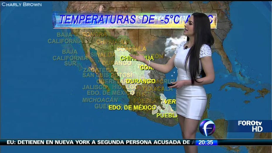 What is Sexy: Weather Girls
