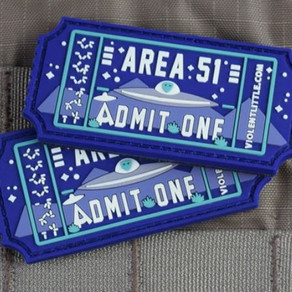 Tickets to Area 51?
