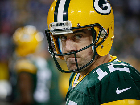 Aaron Rodgers Saw a UFO Near a Nuclear Power Plant
