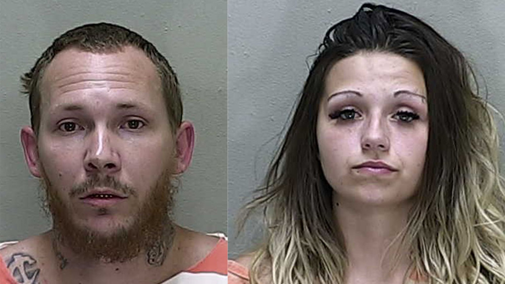 Florida couple built drive-thru window at mobile home to sell drugs