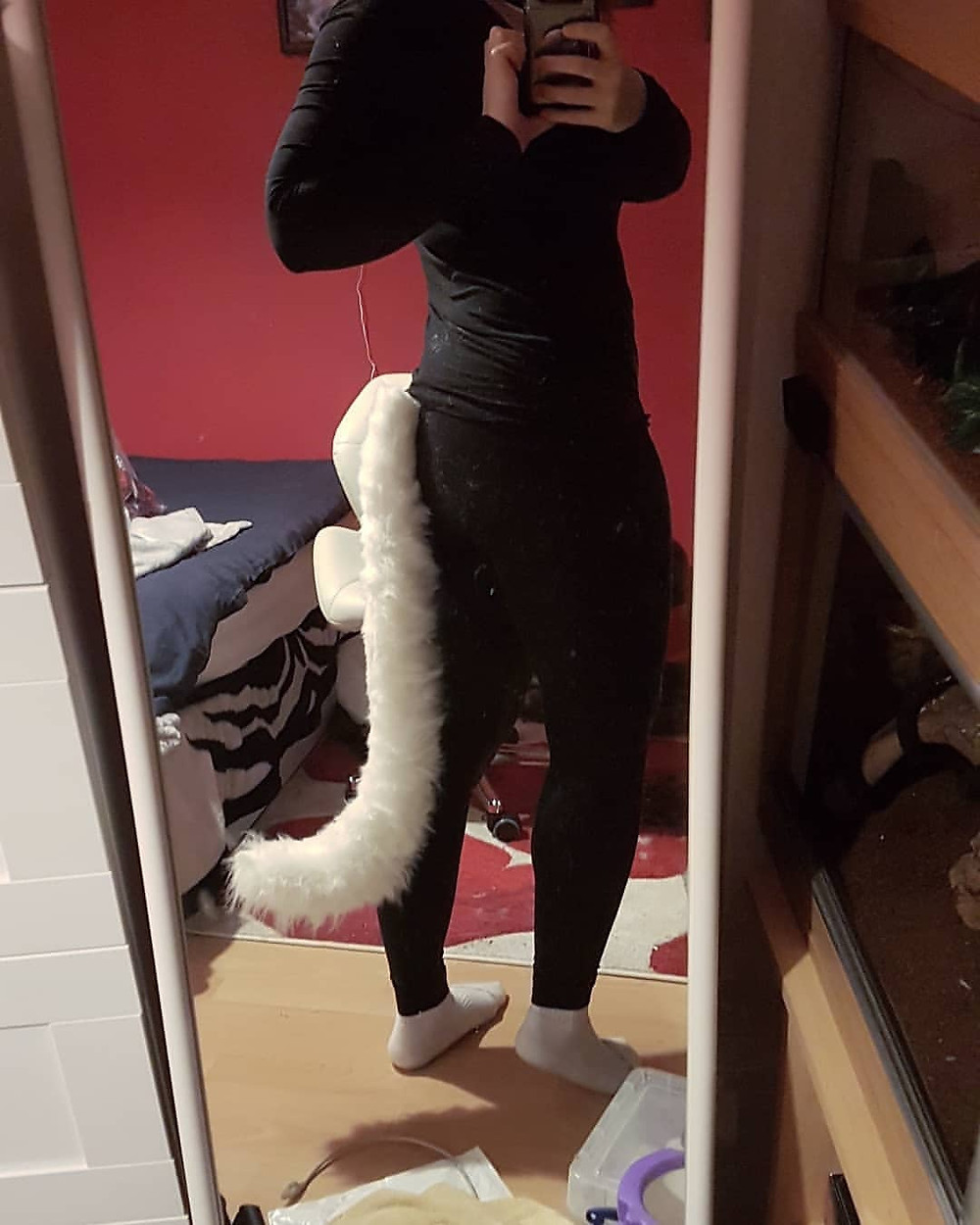 What is Sexy: Girls with Tails