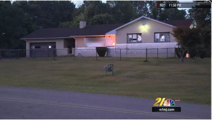 Hermitage residents say neighbor is afraid of aliens