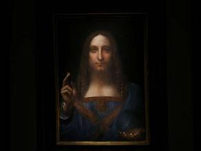 The Mysterious Buyer of the $450 Million Leonardo da Vinci?