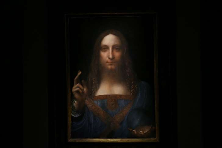 Mysterious Buyer of the $450 Million Leonardo da Vinci?